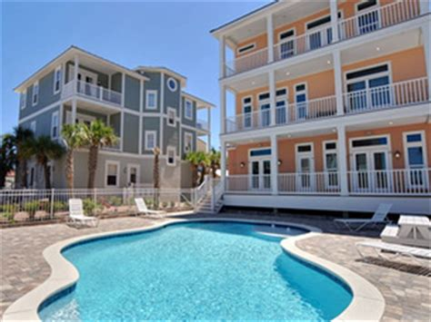 Luxury Beachfront Homes For Rent In Florida Tackle Box Destin 9 Bedroom Vacation Home Rental
