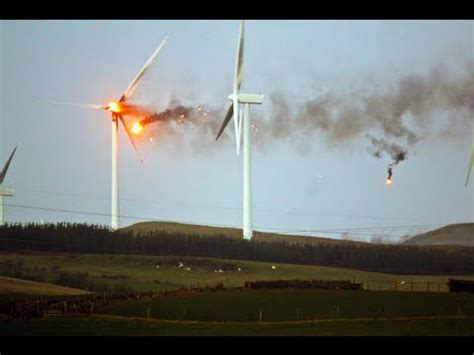 windmill explodes hd  youtube