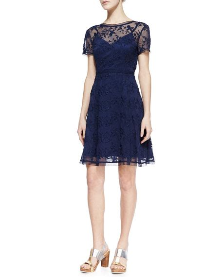 Nanette Lepores Nautical Collection Hits My Wardrobecom by Nanette Lepore Lacy Not Racy Lace Dress