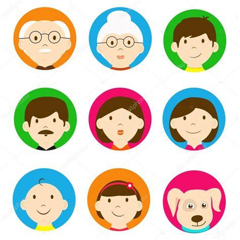 imagenes de la familia separada concepto de familias caracteres archivo im 225 genes