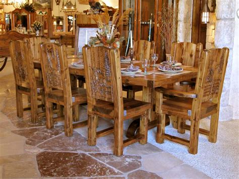 rustic kitchen table chairs pdf diy country dining table plans free