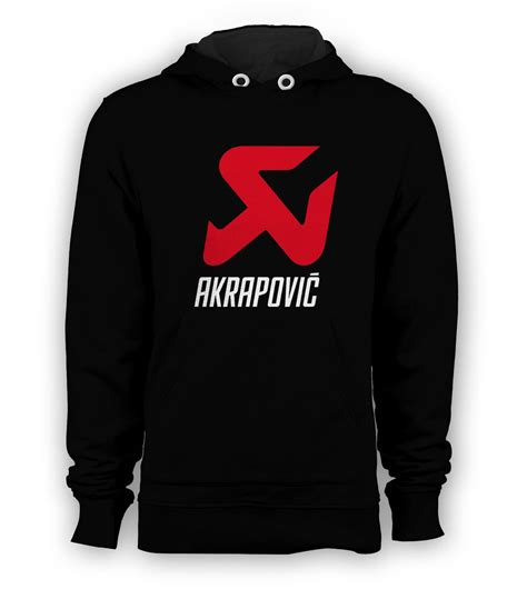 Sweater Hoodie Motgp Moto Gp Warung Kaos akrapovic exhaust racing motogp pullover hoodie sweatshirts size s to 3xl new black