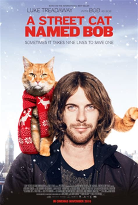 what is a biographical film called a street cat named bob film wikipedia