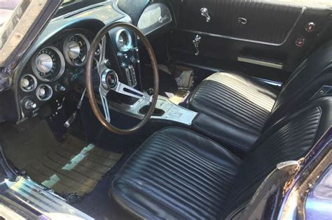 1963 Corvette Interior by Needs New Rugs 1963 Corvette Split Window