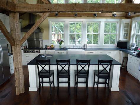 Open Farmhouse Floor Plans My Dream Kitchen Chinese Grandma