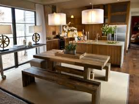 Dining Table In The Kitchen Photos Hgtv