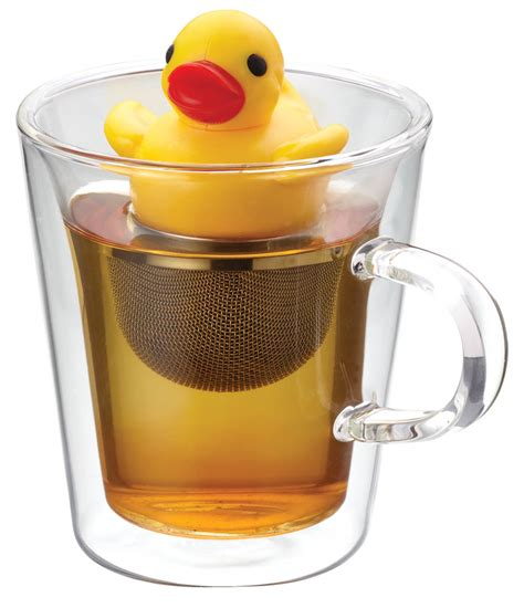 Kitchen And Company Tea Infuser Kitchen Craft Novelty Duck Tea Infusers Jarrold Norwich