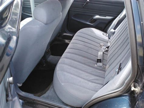 Tempo Interiors by 1993 Ford Tempo Pictures Cargurus