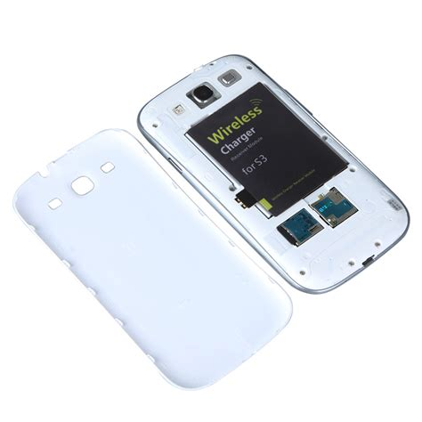 samsung galaxy s3 wireless charger imonic new qi wireless charging charger receiver card for