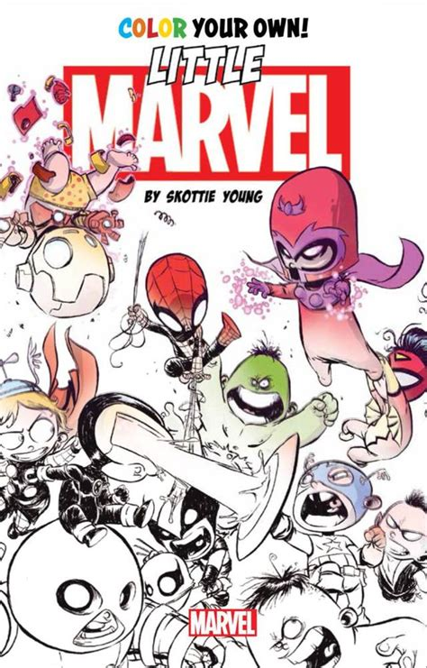 marvel coloring books marvel enters the race for the next great american