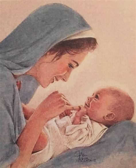 imagenes de la virgen maria y su hijo la virgen mar 205 a con jes 218 s ternura y felicidad de madre e