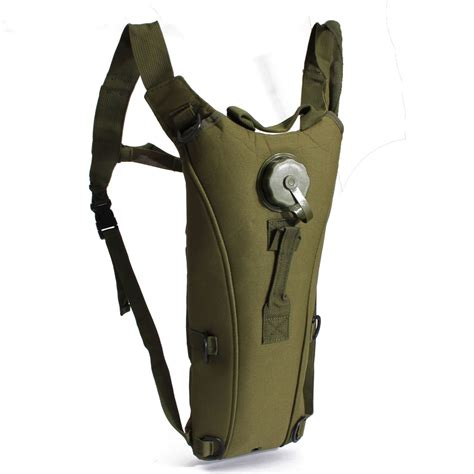 j pouch hydration survival hiking climbing 3l hydration system water bag