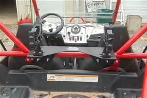 polaris rzr rzrs rzr xp 900 gun rack tool holder