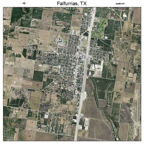 falfurrias map aerial photography map of falfurrias tx