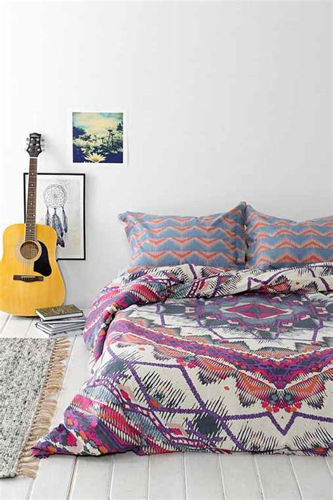urban outfitters bed spread magical thinking mountain medallion duvet cover urban