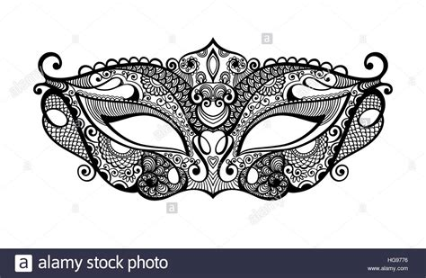 Masker Line carnival mask silhouette www pixshark images galleries with a bite