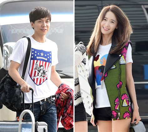 lee seung gi yoona break up the reason why you don t need to worry about yoona and
