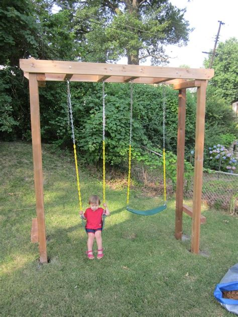 small swings best 25 small swing sets ideas on pinterest kids garden
