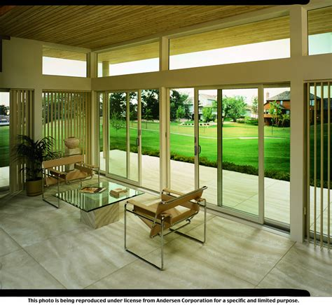 Gliding Patio Doors Patio Doors Renewal By Andersen