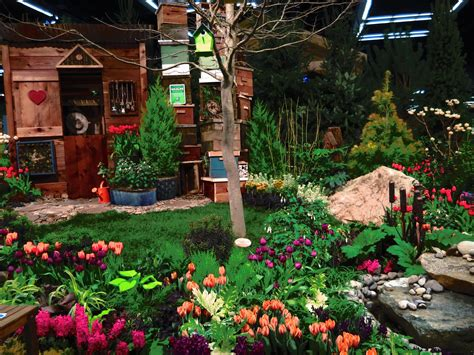 Seattle Flower And Garden Show 2015 The Northwest Flower Show In Seattle Is The Best Chance You To Imagine You A Green