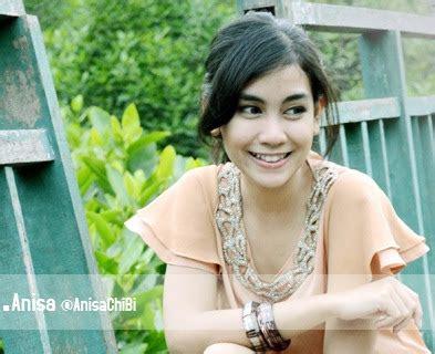 Wenda Syari Ungu profil dan biodata anisa cherry inspirasi