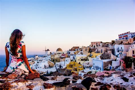Eat In Kitchen by The Best Sunrise In The World Santorini Greece