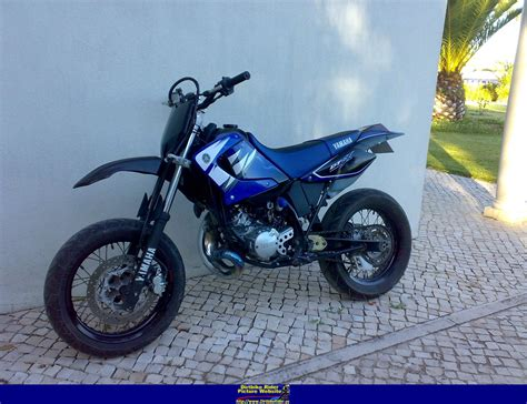 dt 125 dekor 2007 yamaha dt 125 x pic 2 onlymotorbikes