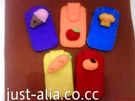 Dompet Hp Pashion 0948 just alia s kantung flash disk flanel felt