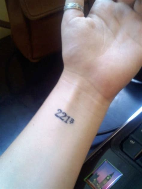 baker street tattoo 17 best images about sherlock on
