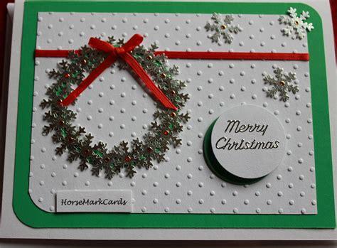 how to make a card wreath 18 amazing diy cards modern magazin