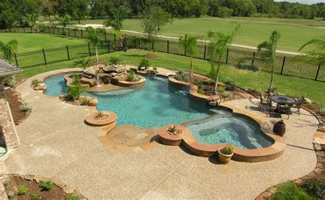 backyard pool with lazy river lazy river pool backyard patio landscaping pinterest