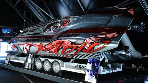 power boat auctions mojo sold at barrett jackson auction powerboat nation