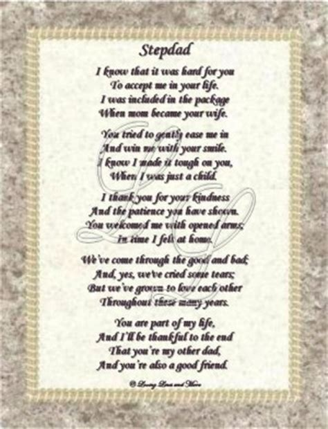 step fathers day poems step quotes quotesgram