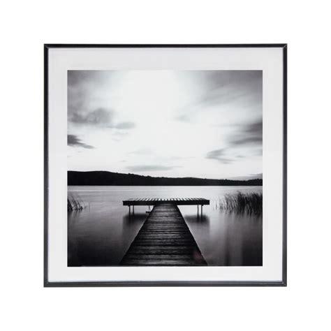 cornici bianco e nero cornice foto 28x28 ponton bianco e nero decorazioni