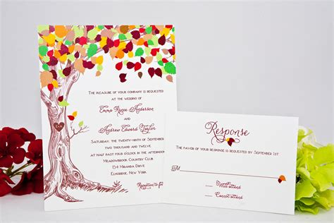colorful wedding invitations handmade wedding finds for fall weddings colorful