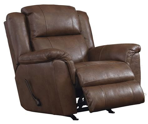 Rocking Leather Recliner by Jackson Furniture Verona Leather Rocker Recliner By Oj