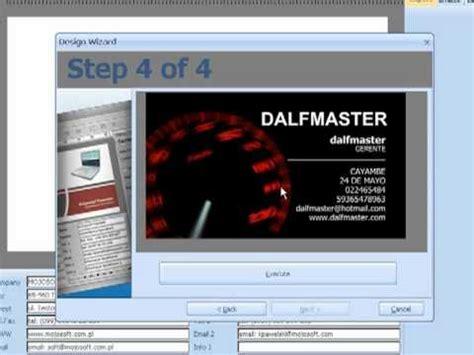 programa para hacer tarjetas de presentacion gratis descarga programa para hacer tarjetas de presentaci 211 n