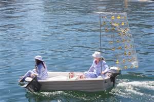 bathtub boat flickr photo
