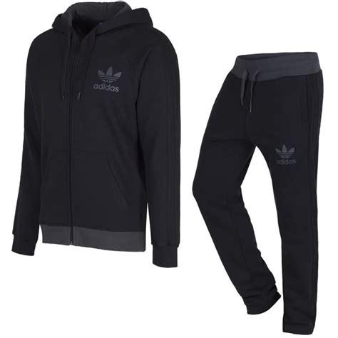 adidas tracksuit adidas adidas spo retro fz fleece black z151 ab7588 mens