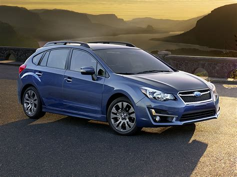 subaru impreza hatchback price 2015 subaru impreza price photos reviews features