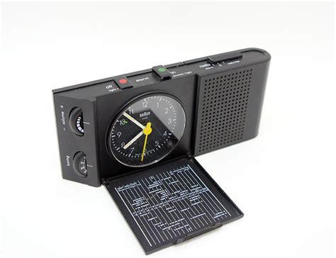 radiowecker braun details zu braun radio alarm type 4779 abr313 seltener