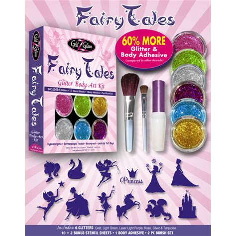 glitter tattoo kit toys r us fairy tales tattoo wings temporary tattoo set for kids