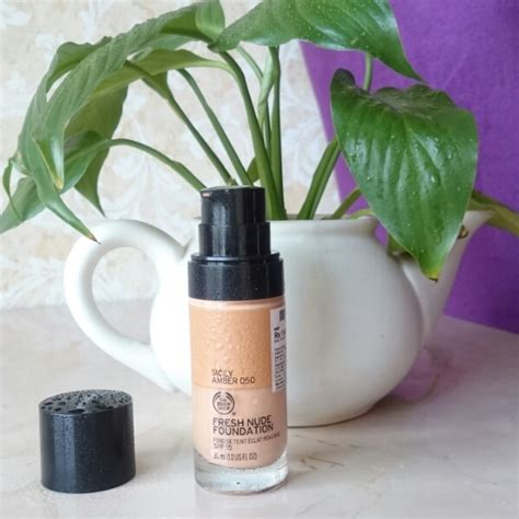 Foundation The Shop the shop fresh foundation review indian shringar