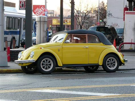 punch buggy car yellow punch buggy yellow convertible 3 points flickr