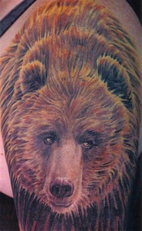 big bear tattoo big