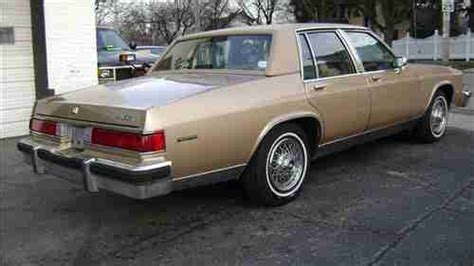 auto air conditioning repair 1985 buick skyhawk engine control purchase used 1985 buick lesabre limited collectors edition 56000 actual miles in burlington