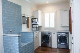 Dog wash sink laundry room farmhouse with coat hook coat rack