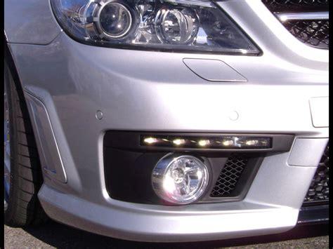2011 piecha design mercedes sl r230 fog light