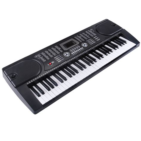 Keyboard Piano Techno T9880i 61 key electronic keyboard electric digital piano