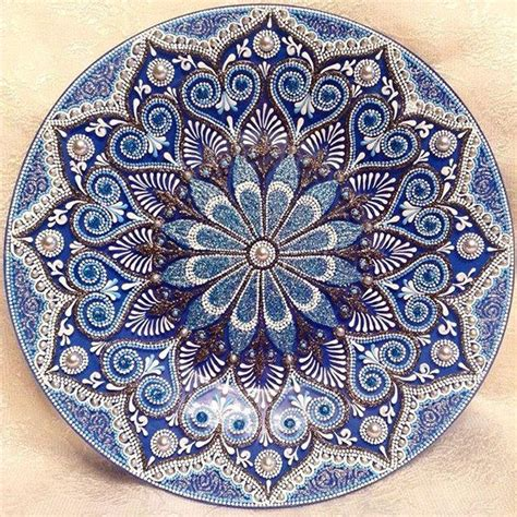 Handmade Mandala - magic point handmade